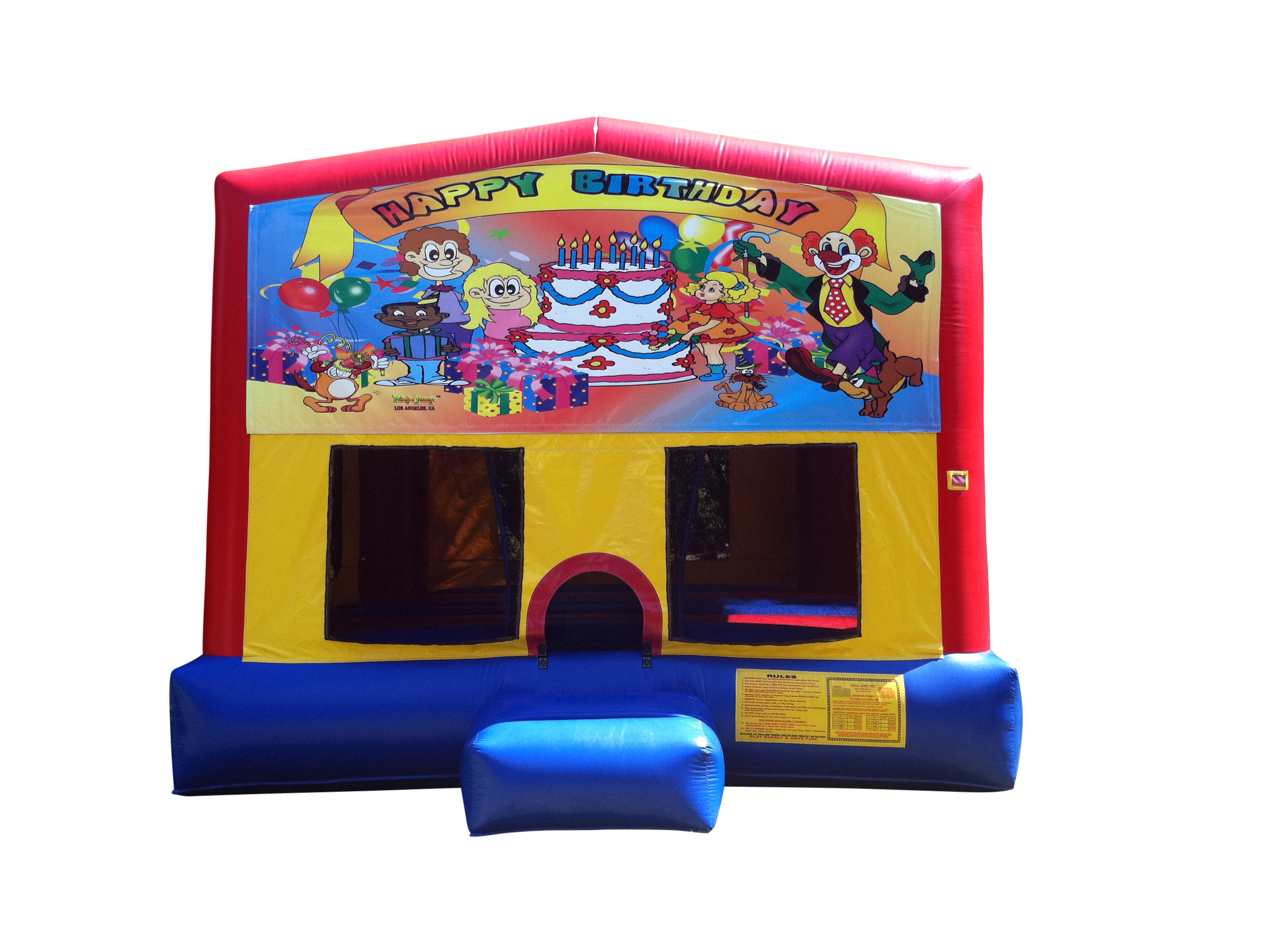 Bounce House Rental for Birthday Plainfield | Joliet IL