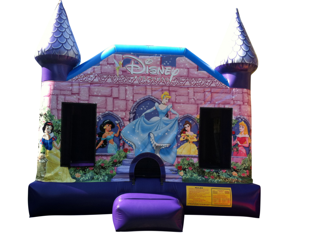 Disney bounce house rental