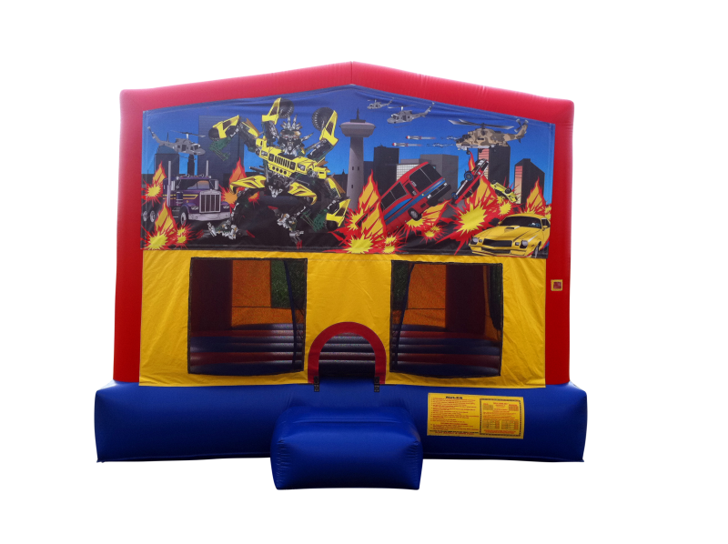 Robot Bounce House Rental Plainfield IL