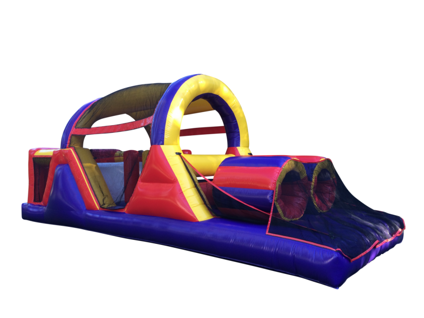 Inflatable course rental Plainfield | Joliet