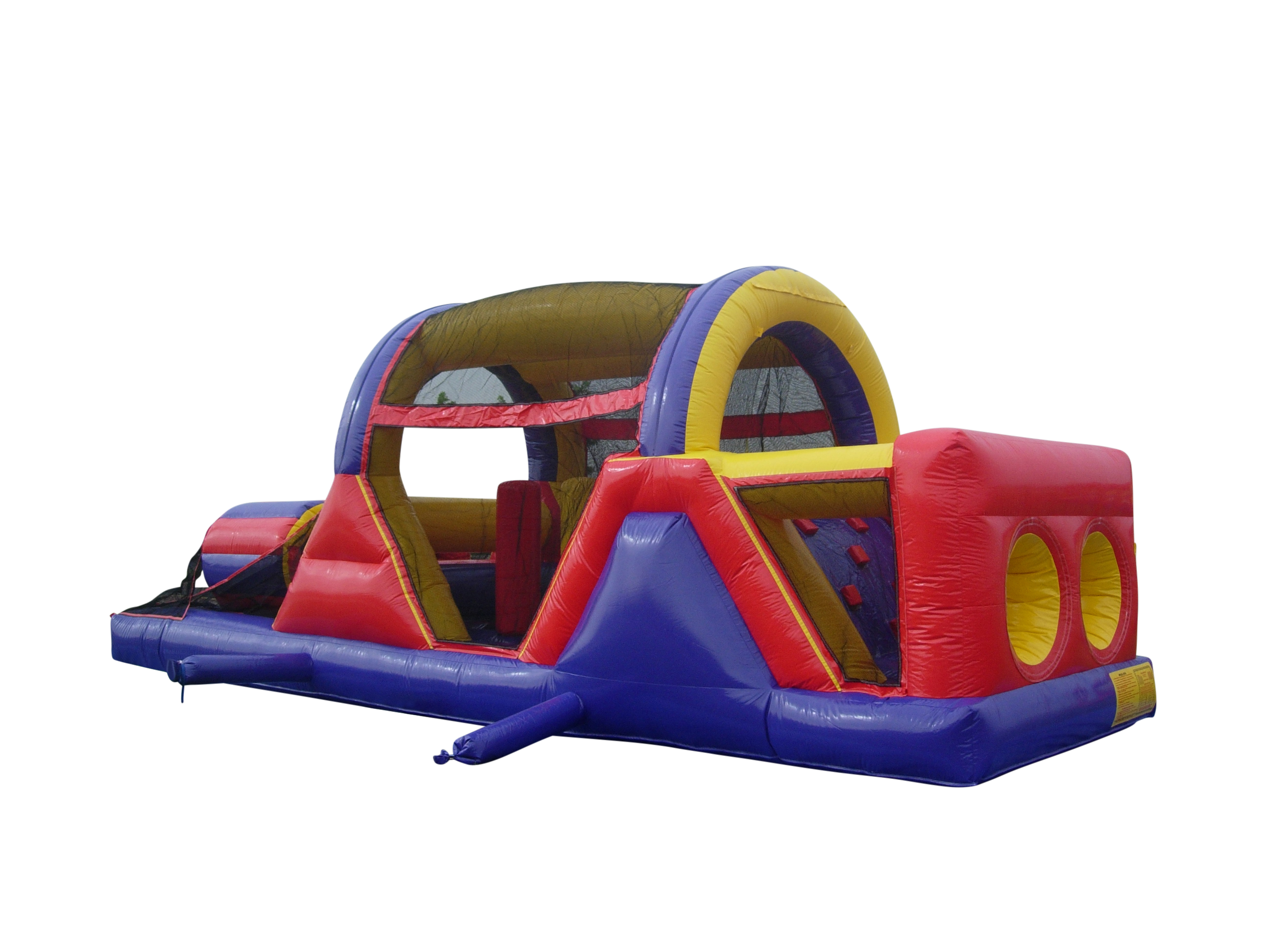 Obstacle Course Bounce House Rentals | Plainfield