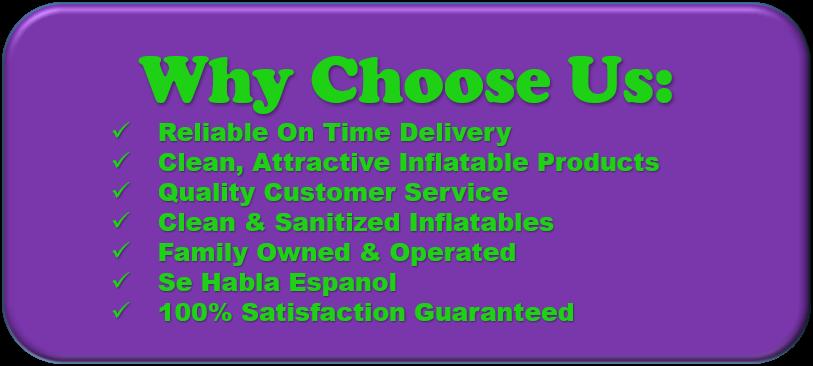 Best Bounce House Rentals | New Lenox | Plainfield IL